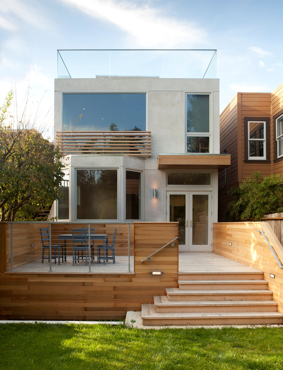 Craftsman And Modern Style House Remodel With A Two Floor